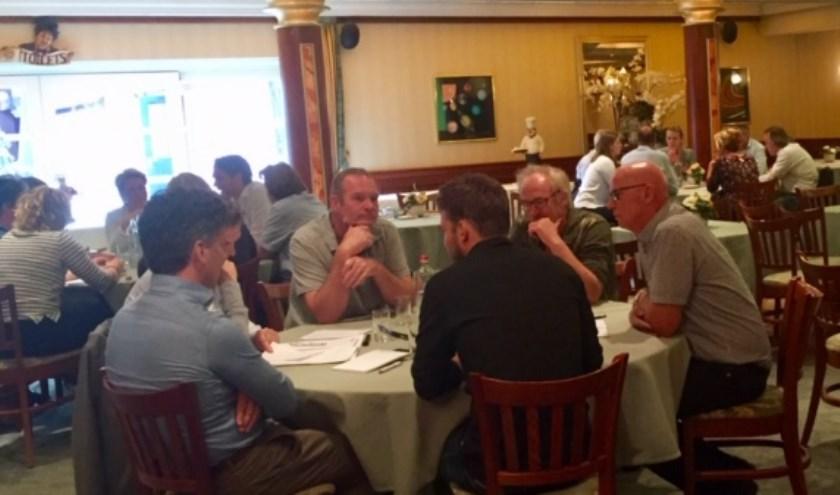Zo'n 25 ondernemers zijn op 6 juni met elkaar, de gemeente Winterswijk en Stichting Winterswijk Marketing in gesprek gegaan over het behalen van de doelstelling om naar één miljoen toeristische overnachtingen te groeien.