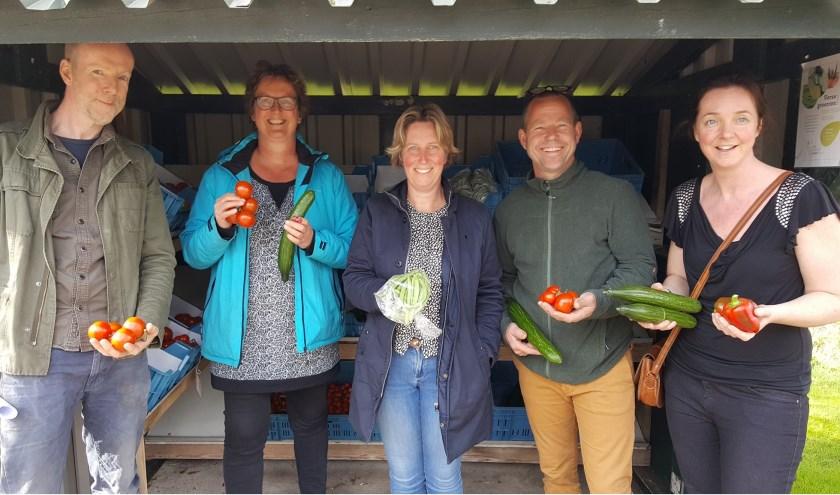 Een voedselcoöperatie is niet meer dan een afspraak met een groepje mensen uit de buurt, om samen in te kopen bij lokale boeren.