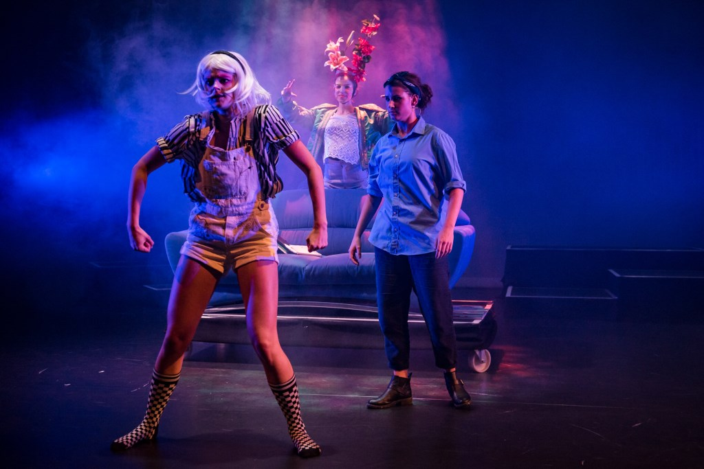 Winterhartis een dynamische, komische musicalproductie waarin de ware liefde in iedere vezel voelbaar zal zijn. foto: William van der Voort  © Persgroep