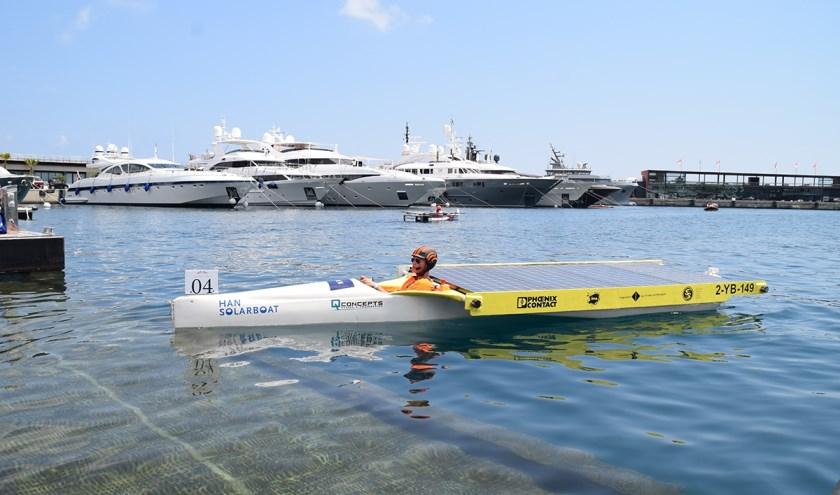 Solar Boat Challenge Monaco 2018