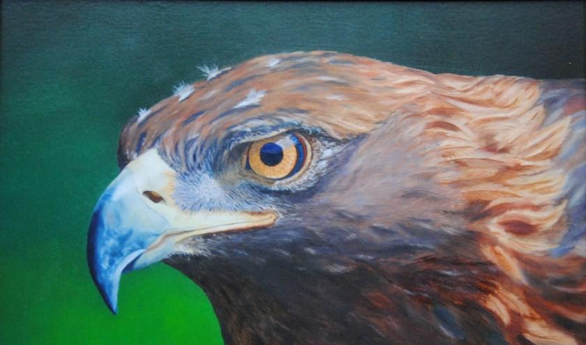 Riny is een realistisch schilder, die al het mooie uit de natuur weergeeft op paneel of doek.