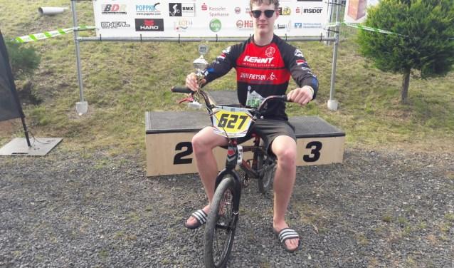 Jesper Grob  7de plaats in finale