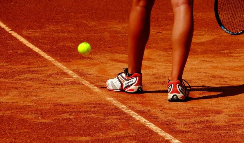 Tennistoernooi.