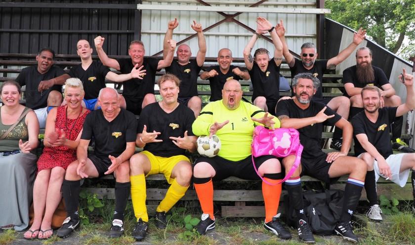 Het team van Rocks won vorig jaar de Fair Play bij het Pindacup Toernooi.