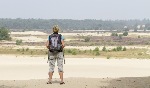 We gunnen onszelf vaak de tijd niet om de stilte op te zoeken. Tijdens deze excursie ontkom je er niet aan. Foto: Mirjam Langelaar