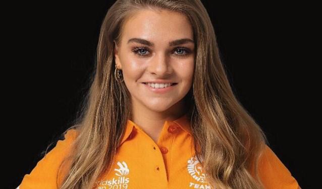 Joëlle Weening van Aeres gaat naar WK Etaleren