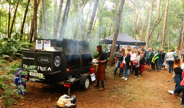 De entree en parkeren is gratis bij 'n Bos Food & Drinks Festival.