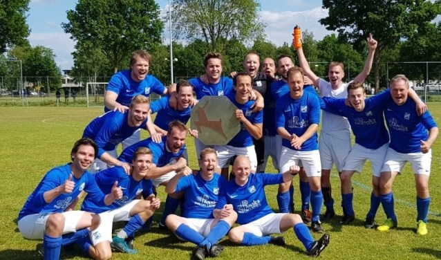 SDC Putten 12 is kampioen