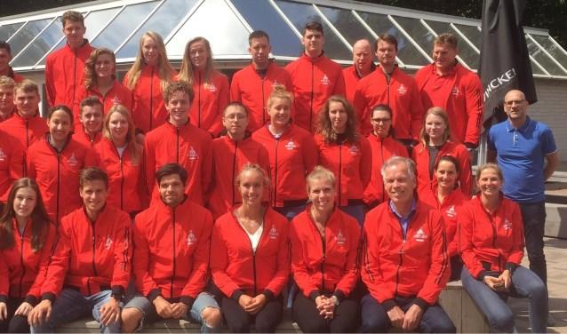 NL delegatie Universade 2019