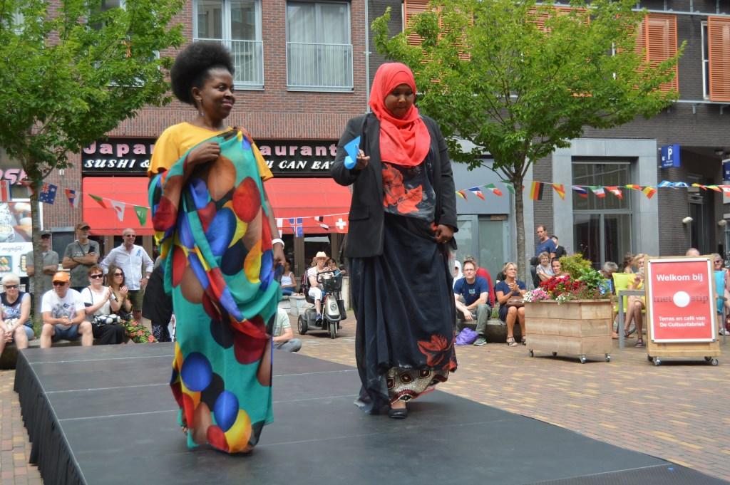 Somalie en Rwanda.  © Persgroep