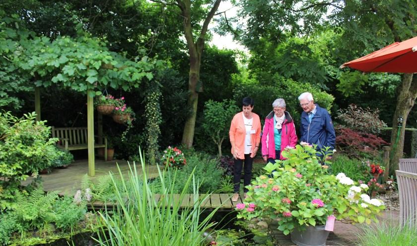 Diverse tuinbezitters uit de gemeente Zevenaar - van Babberich tot Tolkamer, openen het aankomend weekend hun tuin voor publiek! (foto: PR)