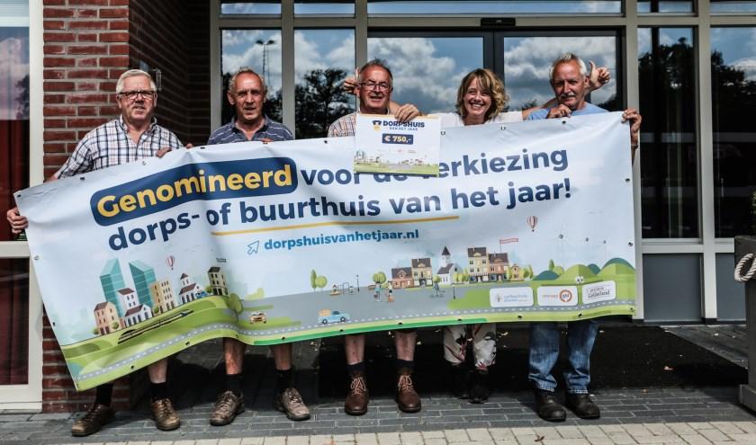 Bij de zes finalisten zit ookDorpsaccommodatie Rietmolen (DAR).