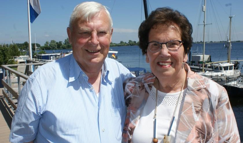 Al zestig jaar samen door het leven.Foto: Writing4U.nl / Joep Derksen