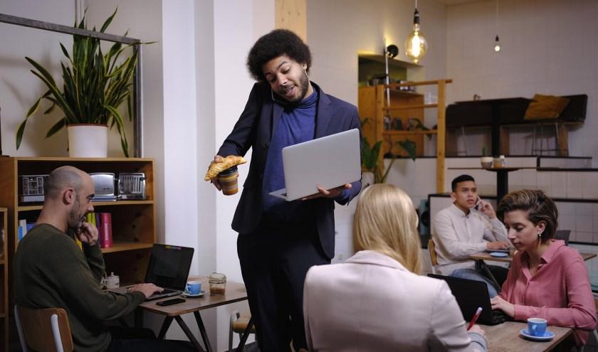 Startende ondernemers krijgen tips van de belastingdienst (Foto: PR)