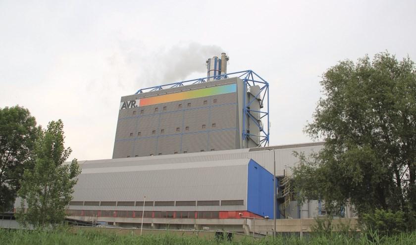 De afvalverbrandingsinstallatie van AVR staat om de hoek, maar het regionale huishoudelijke afval wordt vanaf 2020 in Wijster verwerkt.