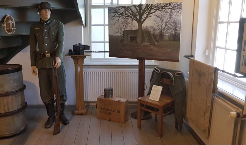 De expositie is geopend van dinsdag tot en met zondag van 13.00 tot 16.30 uur en loopt tot 1 november.