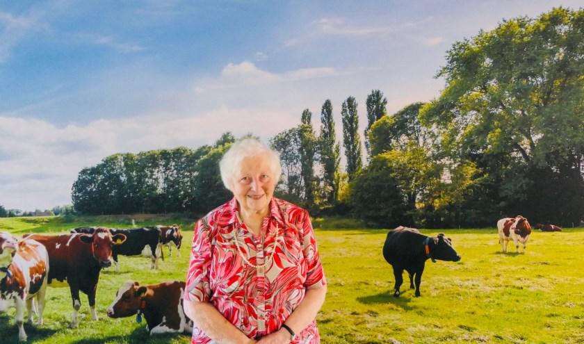 Mien van Bladel heeft de bevrijding van Nieuwkuijk van dichtbij meegemaakt. Een periode uit haar leven waar zij nog vaak aan terugdenkt.