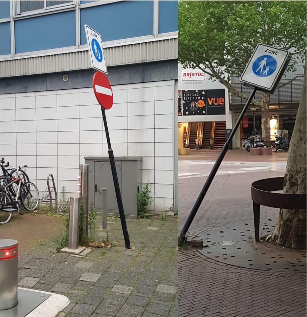 Stadsverloedering Foto: ONS.Vlaardingen © Persgroep