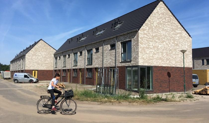Deze week wordt de laatste van zestien woningen die in opdracht van de stichting VoorHelvoirt Duurzaam zijn gebouwd opgeleverd.