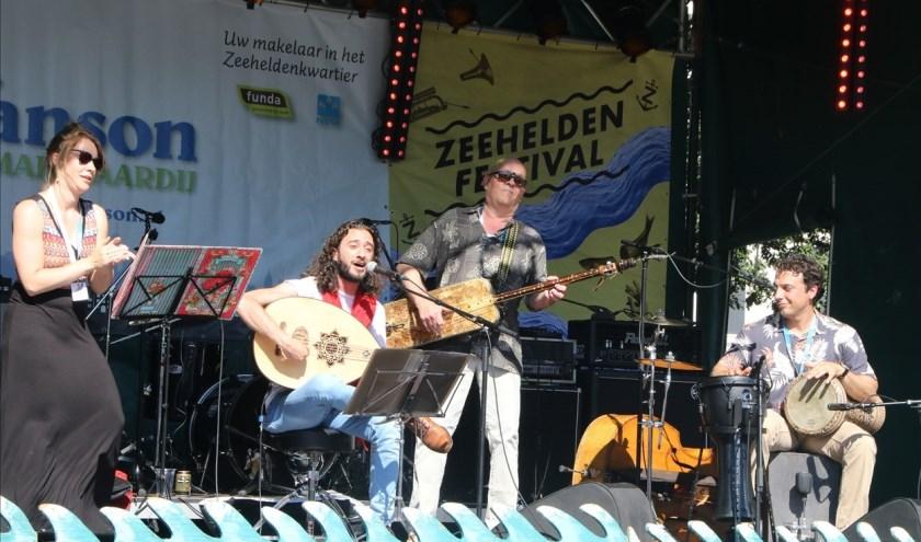 Het Zeeheldenfestival vindt dit jaar plaats van woensdag 10 juli tot en metzondag 14 juli.