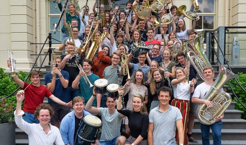 ZomerOrkest Nederland start de jaarlijkse tournee in Gemert.
