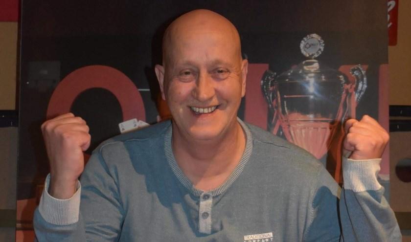 Martin Twiest doet zaterdag mee aan de finale van het ONK Poker.