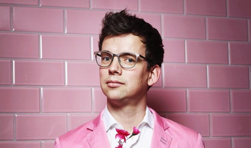 Pieter Derks is geboren op 20 september 1984, getrouwd, en heeft twee kinderen. Hij woont in Nijmegen. (foto: Merlijn Doomernik)