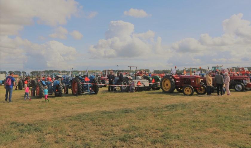 Op de Historische Landbouwdag is 14 september de hele dag van alles te zien en beleven voor jong en oud. Zet deze datum vast in uw agenda (foto: Sjors Ribeiro Edison)