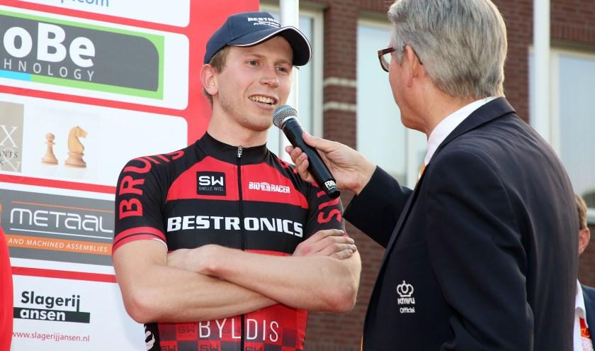 Pieter van Oirschot (Best) leidt het Kempenklassement met kleine puntenvoorsprong. Foto: Theo van Sambeek
