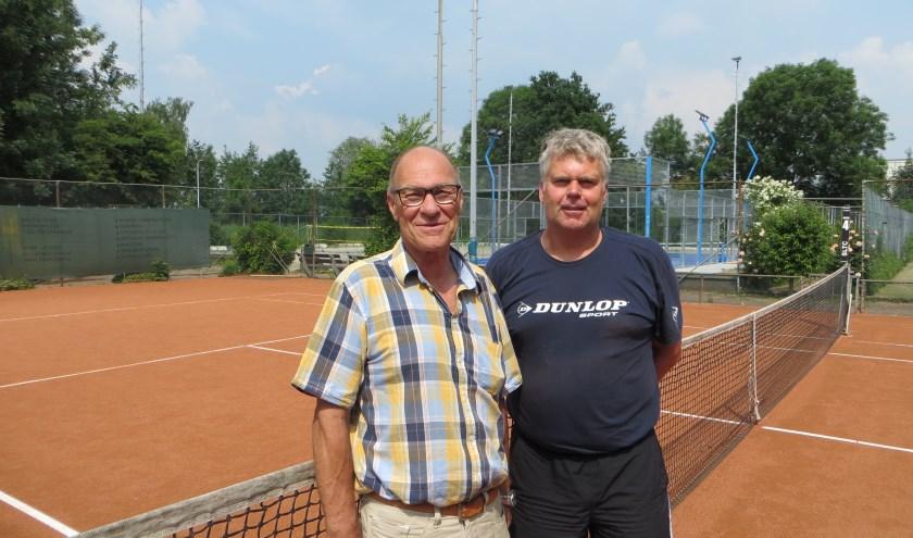 Wiek en Bastiaan geloven nog steeds in een toekomstbestendige vereniging.