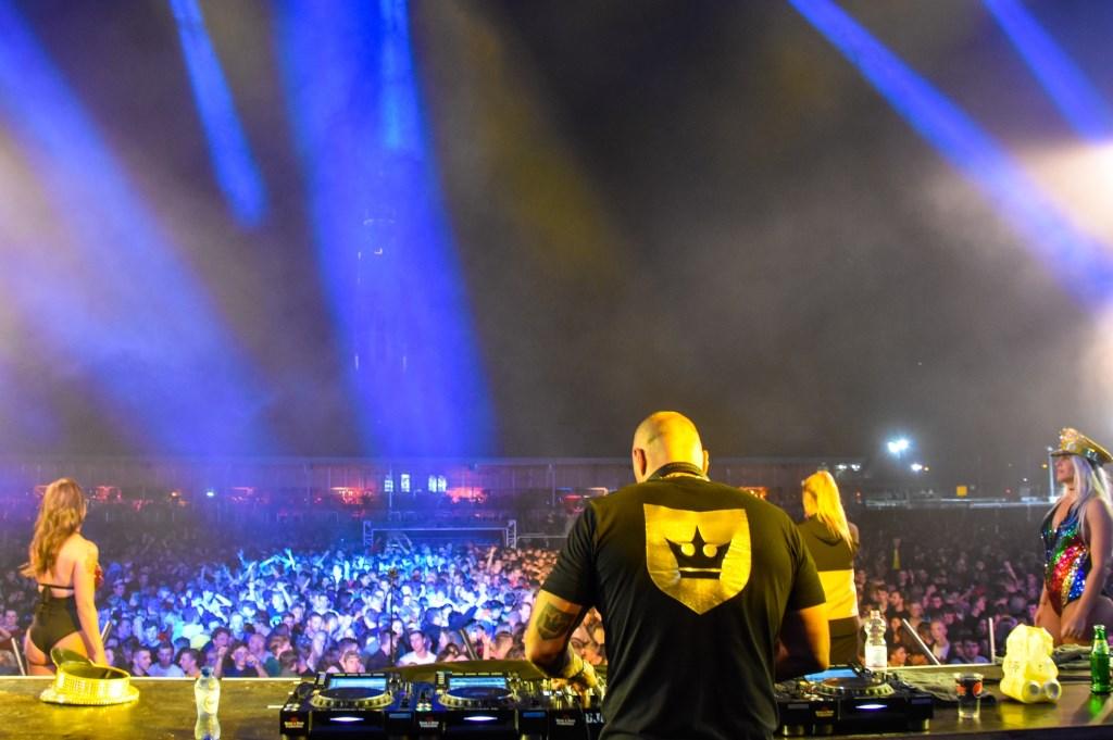 DJ Elstak.  © Persgroep
