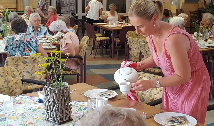 Er was extra aandacht voor de Barendrechtse ouderen (Foto: PR)