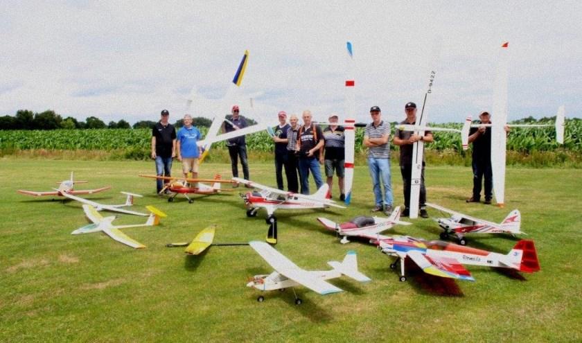 De regionaal opererende modelvliegclub Ikarus houdt op 3 augustus een instructiemiddag.