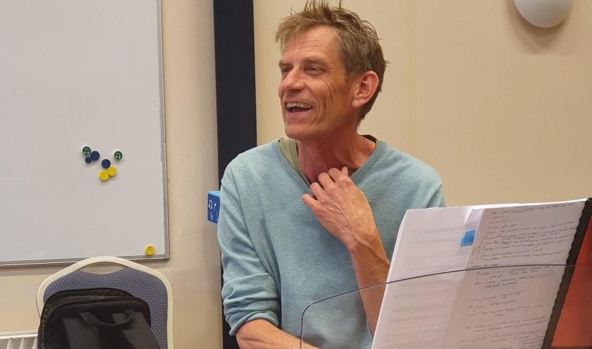 Christan Grotenbreg is de nieuwe muzikaal leider van het WMT.