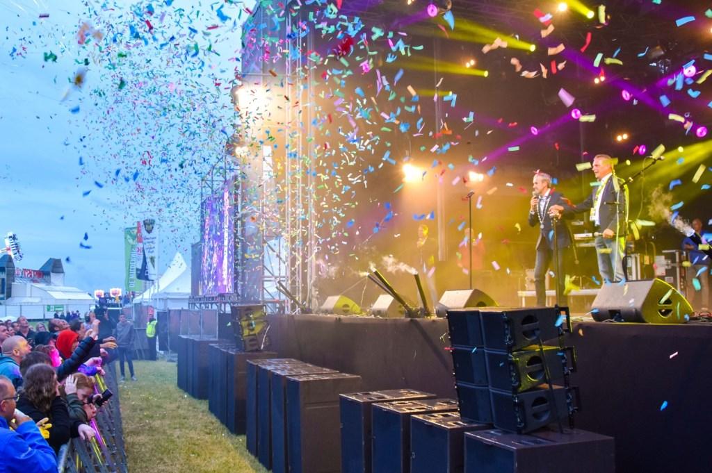 De opening van de Rijnweek. (Foto: Lara van Gelderen)  © Persgroep