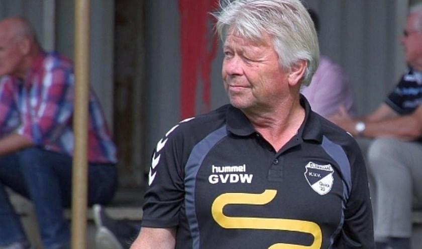 Al 40 jaar verzorger bij de hoofdmacht van Quick'20, maar nu neemt Gerard van der Weer afscheid.