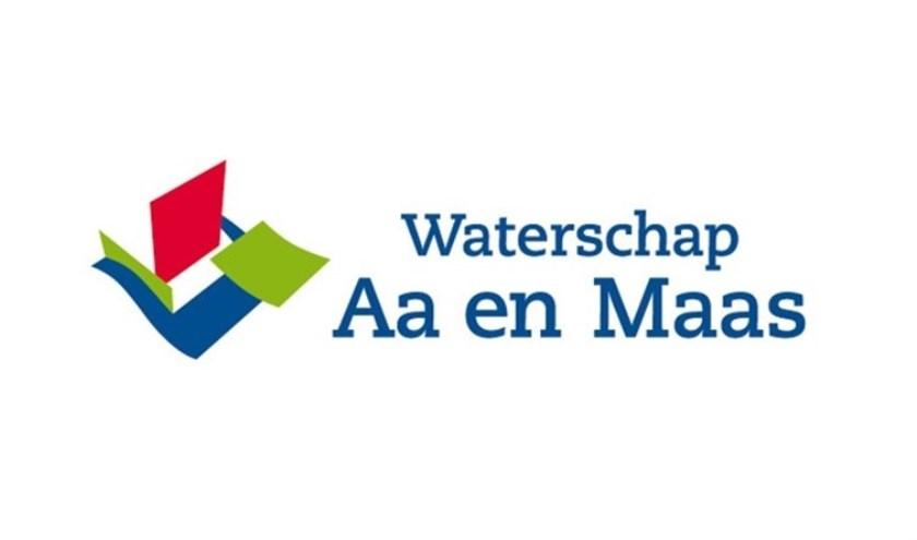 Bericht van waterschap aa en Maas.