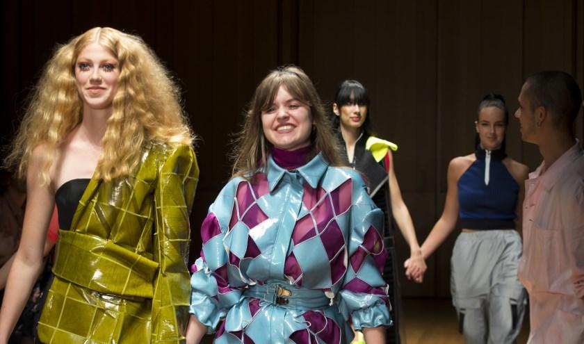 De Graduation Show van ArtEZ Fashion Design (BA) was één van de vele evenementen tijdens FDFA'19