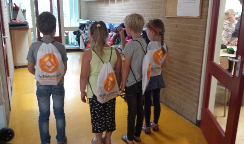 leerlingen Bontebrugschool