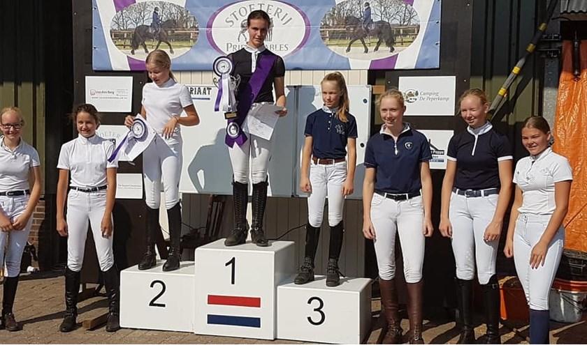 Finale winnares Gioia Lub