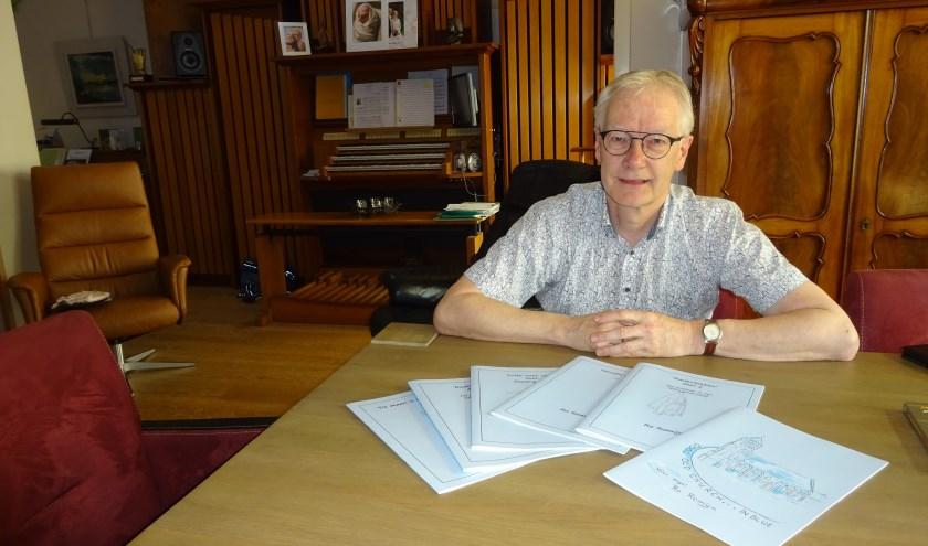 Ro Romijn is al meer dan 40 jaar organist en heeft een grote passie voor muziek, die hij graag overbrengt op anderen. (Foto: Eline Lohman)