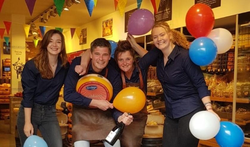 In de categorie Delicatessenwinkels won De Zuivelhoeve in Harderwijk de eerste prijs.
