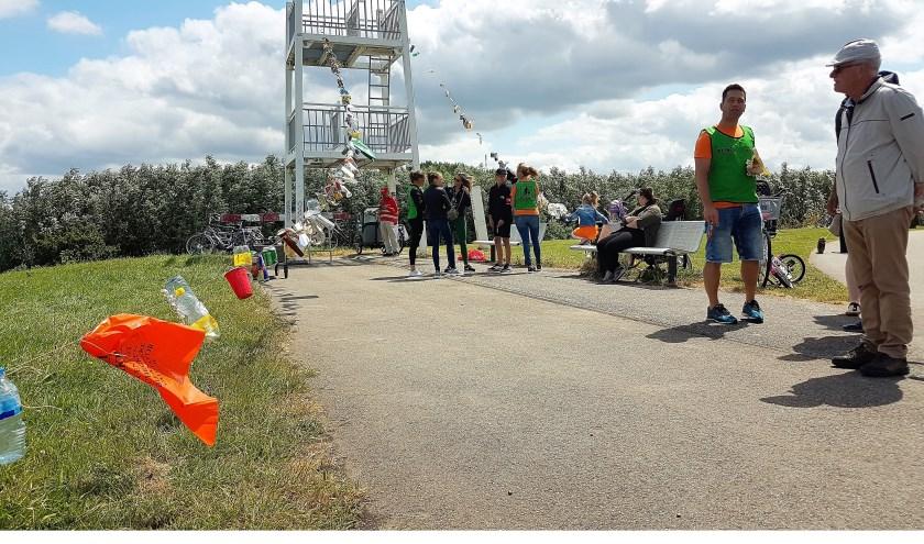 """""""Shitslingers"""" op het Vliegerfestival. Foto: PR"""