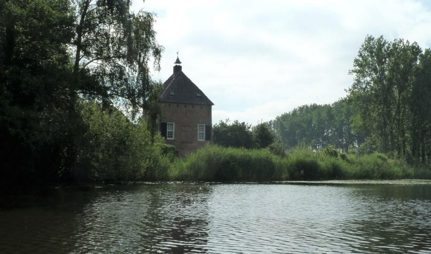 De vaartocht bij Buitenlokaal Haanwijk (tegen betaling) start om 10.45 uur in Halder.