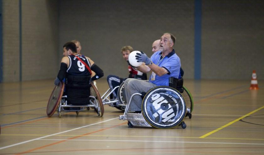 'Iedereen kan sporten dag' op 26 september. Foto: Berto Rietema