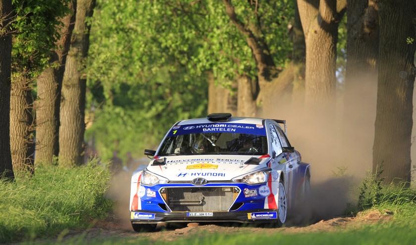 De rally heeft een totale lengte van 481 km, waarvan bijna 186 km op snelheid over de vijftien klassementsproeven.