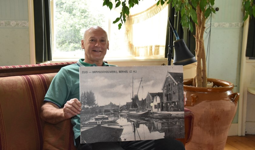 Cor Overmeer brengt het verleden graag terug