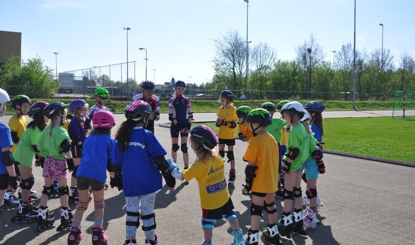 Skeeleren is één van de sporten die aan bod komt tijdens de SAM Sportweek Zomer. Een hele week leuke sporten en spellen voor kinderen van 7 t/m 12 jaar.