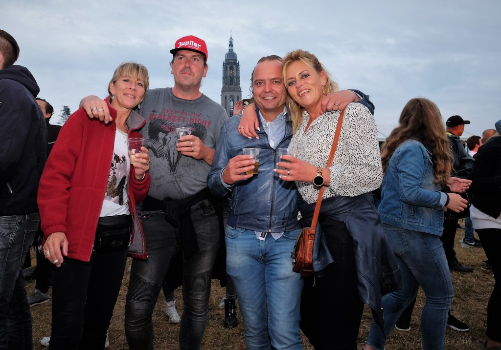 Zelfs mensen uit België kwamen een kijkje nemen in Rhenen.  © Persgroep