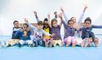 Actie zaalsportschoenen zodat kinderen AZC kunnen sporten